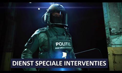 Embedded thumbnail for Элитное подразделение полиции Нидерландов DSI